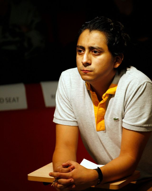 Tony Revolori as Solomon in `Speech & Debate'