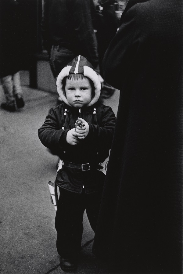 Diane Arbus, 'Boy with a Toy Gun', ©The Estate of Diane Arbus, LLC. All Rights Reserved
