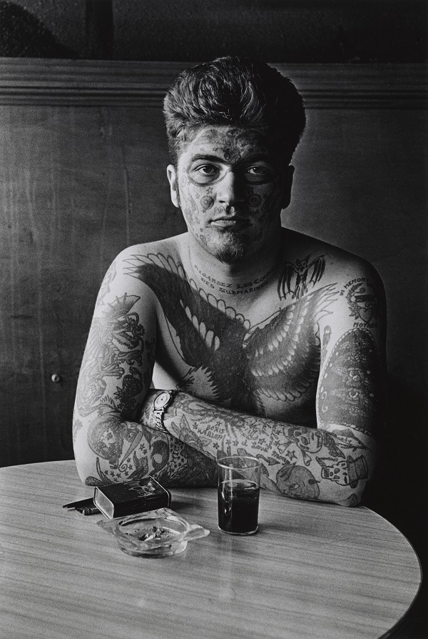 Diane Arbus, 'Jack Dracula', ©The Estate of Diane Arbus, LLC. All Rights Reserved
