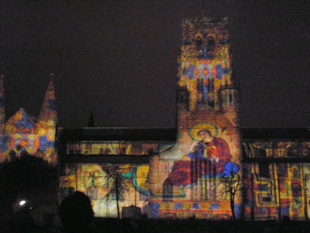 Crown of Light, Durham Lumiere Festival
