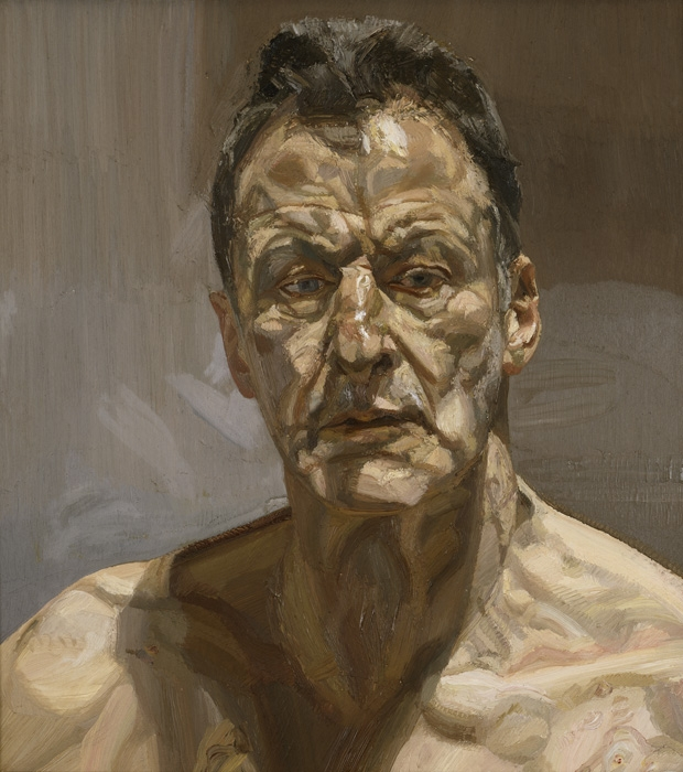 Lucian freud portraits national portrait gallery visual arts