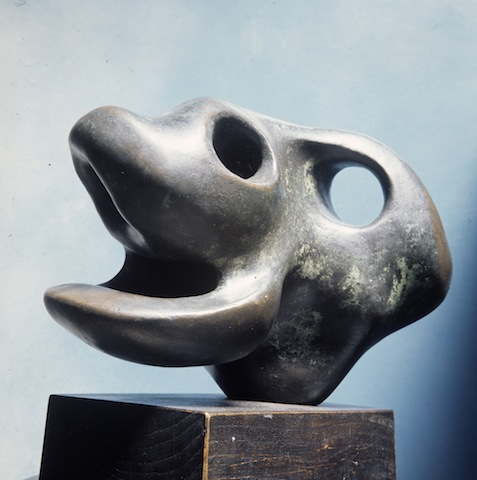 Henry Moore, Animal Head, 1951 © The Henry Moore Foundation