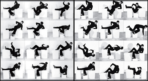 Bruce McLean, Pose Work for Plinths, 1971