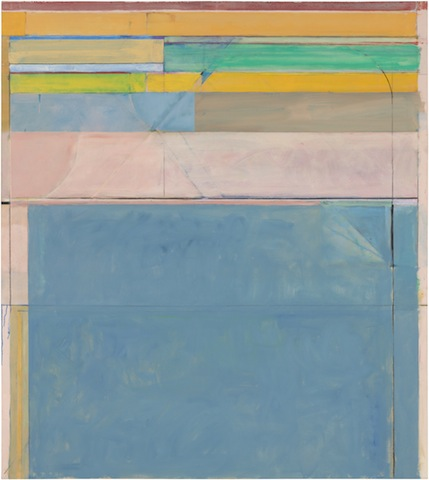 Richard Diebenkorn, Ocean Park #116; 1979; Fine Arts Museums of San Francisco