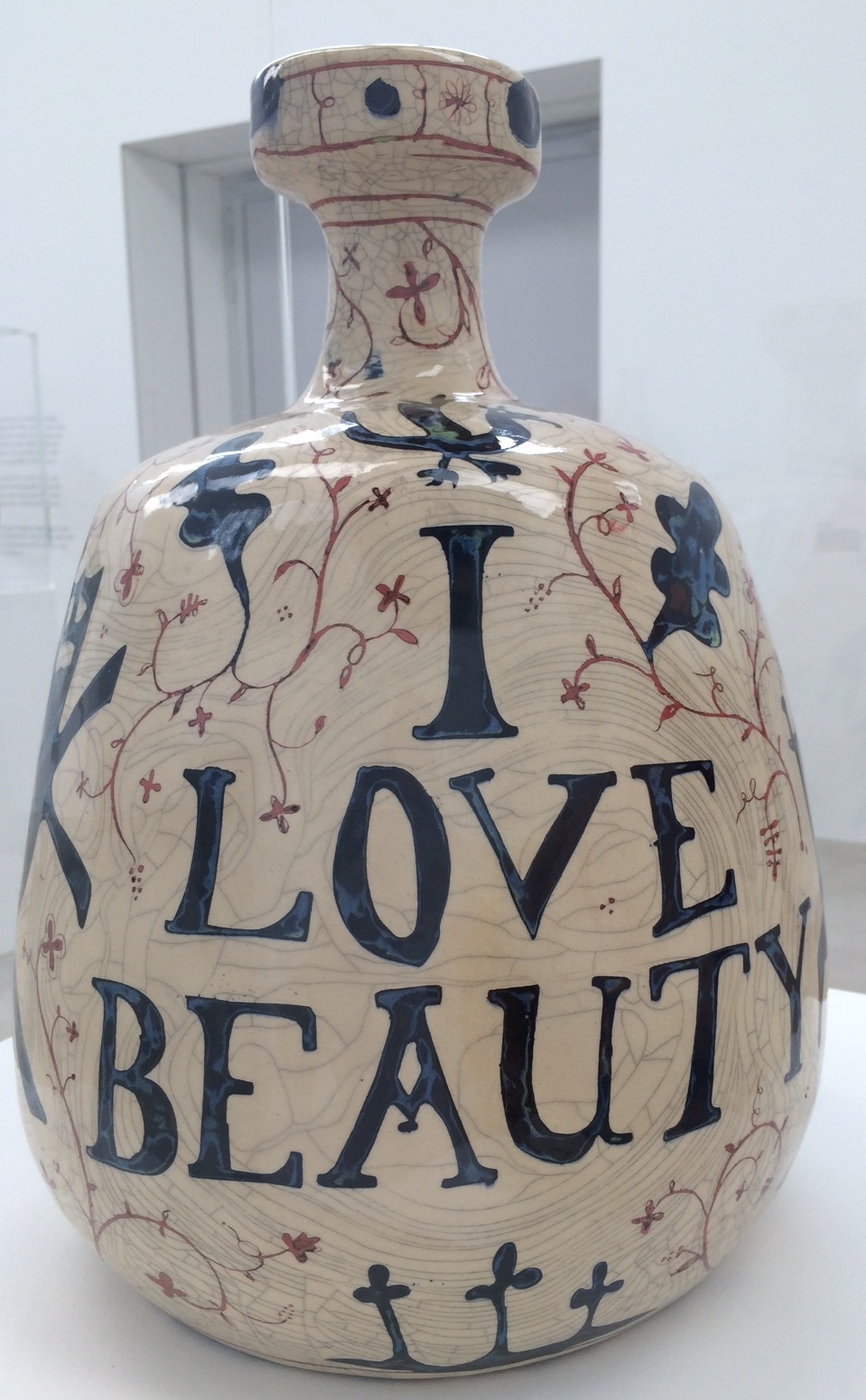 Grayson perry provincial punk turner contemporary grayson perry i love beauty reviewsmspy
