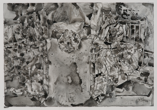 Jasper Johns, Untitled, Museum of Modern Art, New York