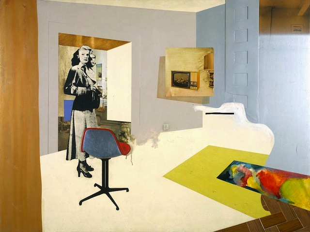 Richard Hamilton, Interior II, 1964, Tate
