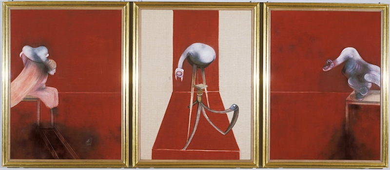 Francis Bacon, Second Version of Triptych 1944, 1988 © The Estate of Francis Bacon