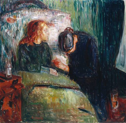 The Sick Child, 1907