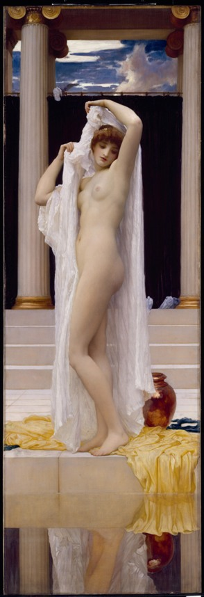 The_Bath_of_Psyche_oil_on_canvas_Frederic_Lord_Leighton_-_Tate_London