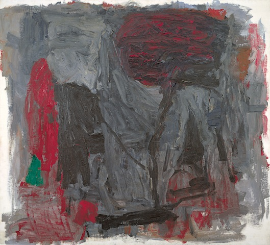 The Traveller III, 1959-60; © The Estate of Philip Guston, courtesy Acquavella Galleries