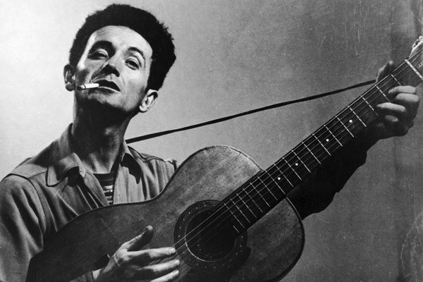Woody Guthrie, Hulton Archive/Getty Images