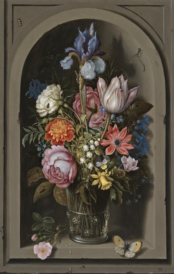 dutch flowers, national gallery  the arts desk, Beautiful flower