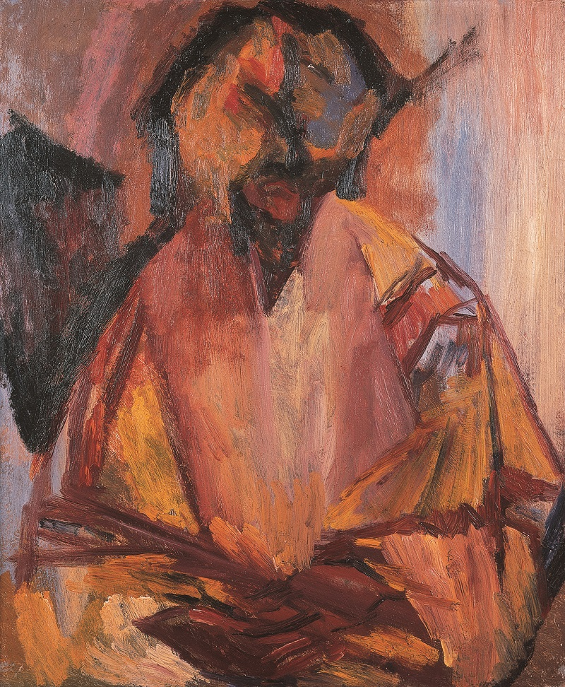 David Bomberg: Last Self-Portrait