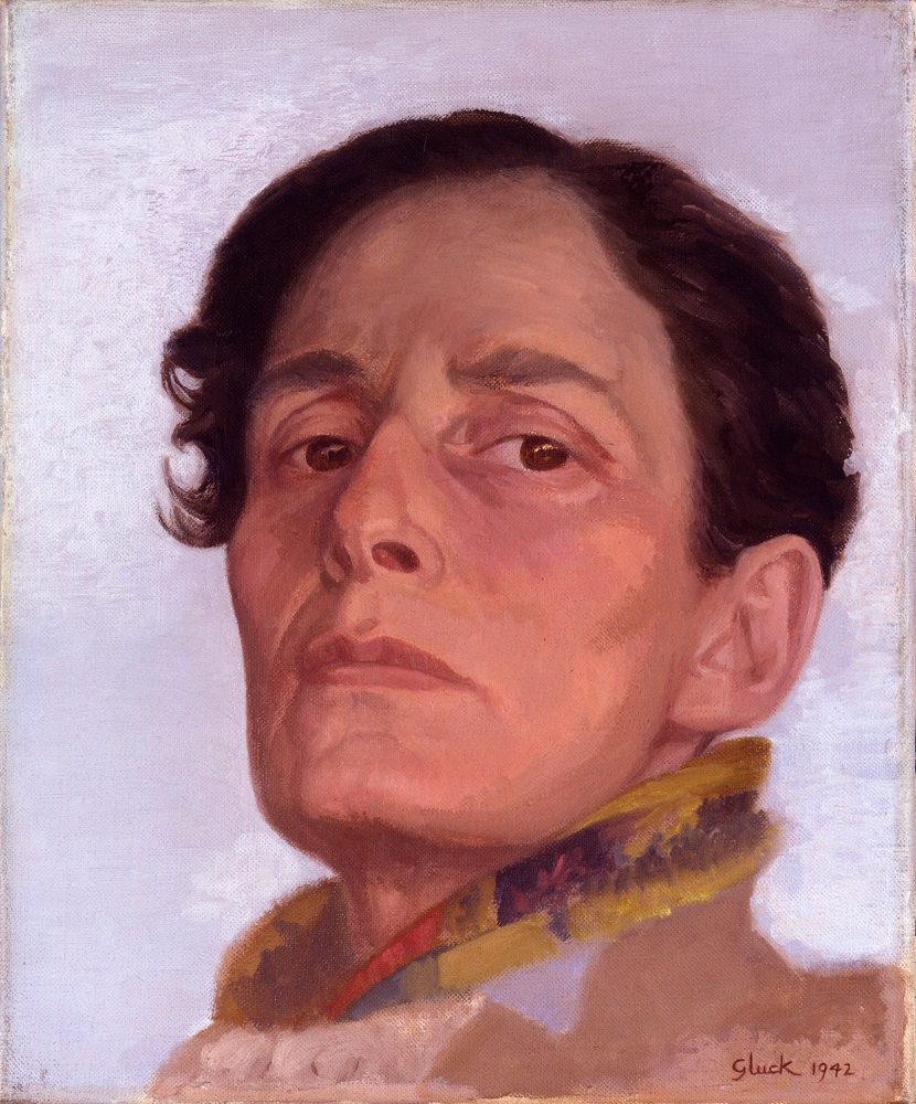 Gluck Self-Portrait - Queer British Art 1861-1967, Tate Britain