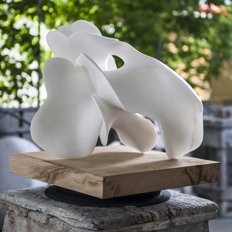 Helaine Blumenfed, Two Sides of a Woman, 2016