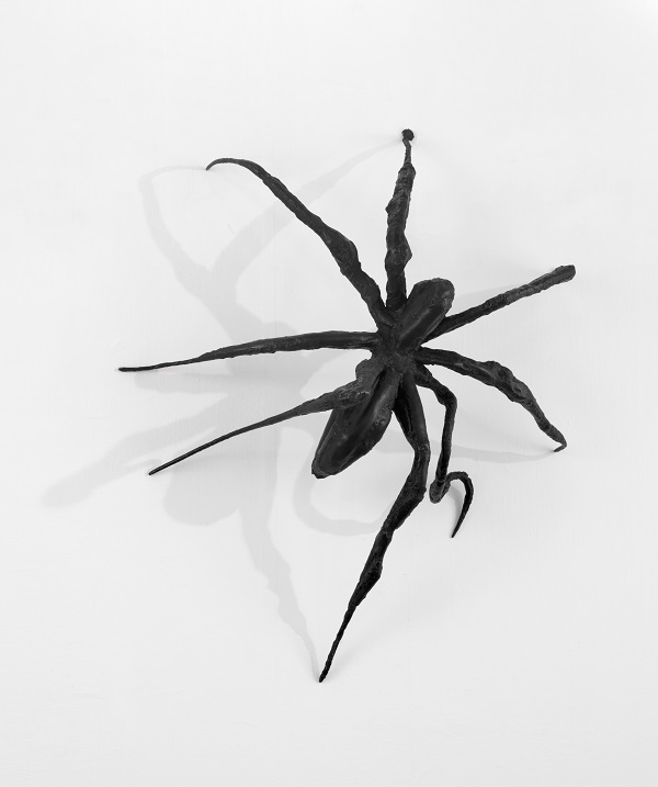 Louise Bourgeois, Spider I  1995  Bronze. Collection The Easton Foundation