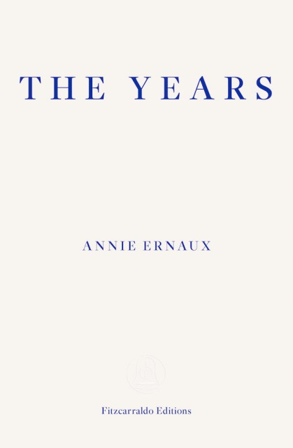 Annie Ernaux: The Years