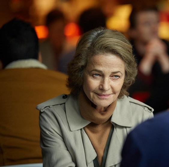 Charlotte Rampling The Sense of an Ending