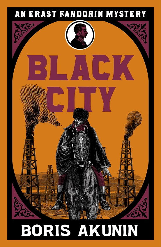Boris Akunin : Black City