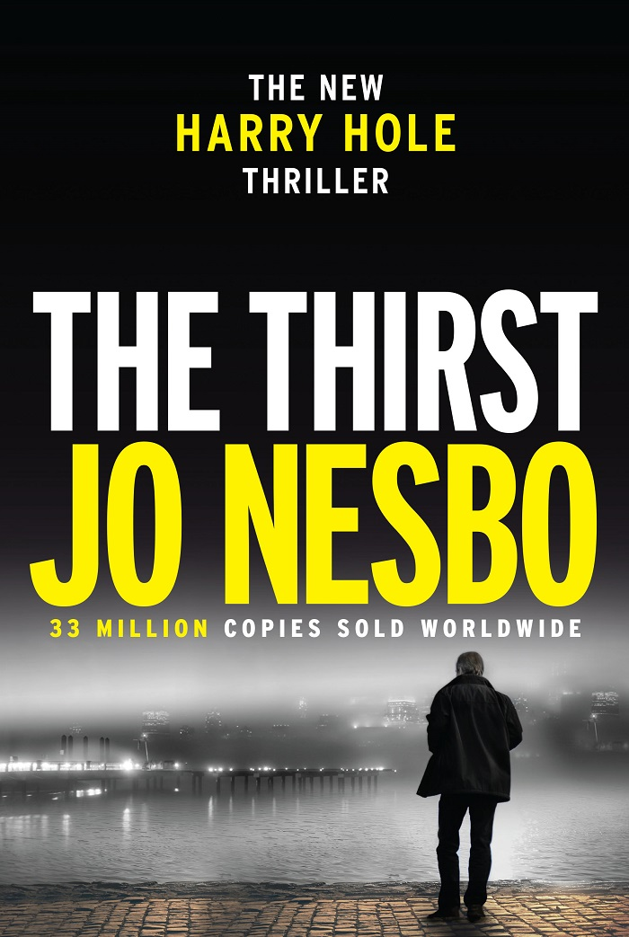 Jo Nesbo The Thirst