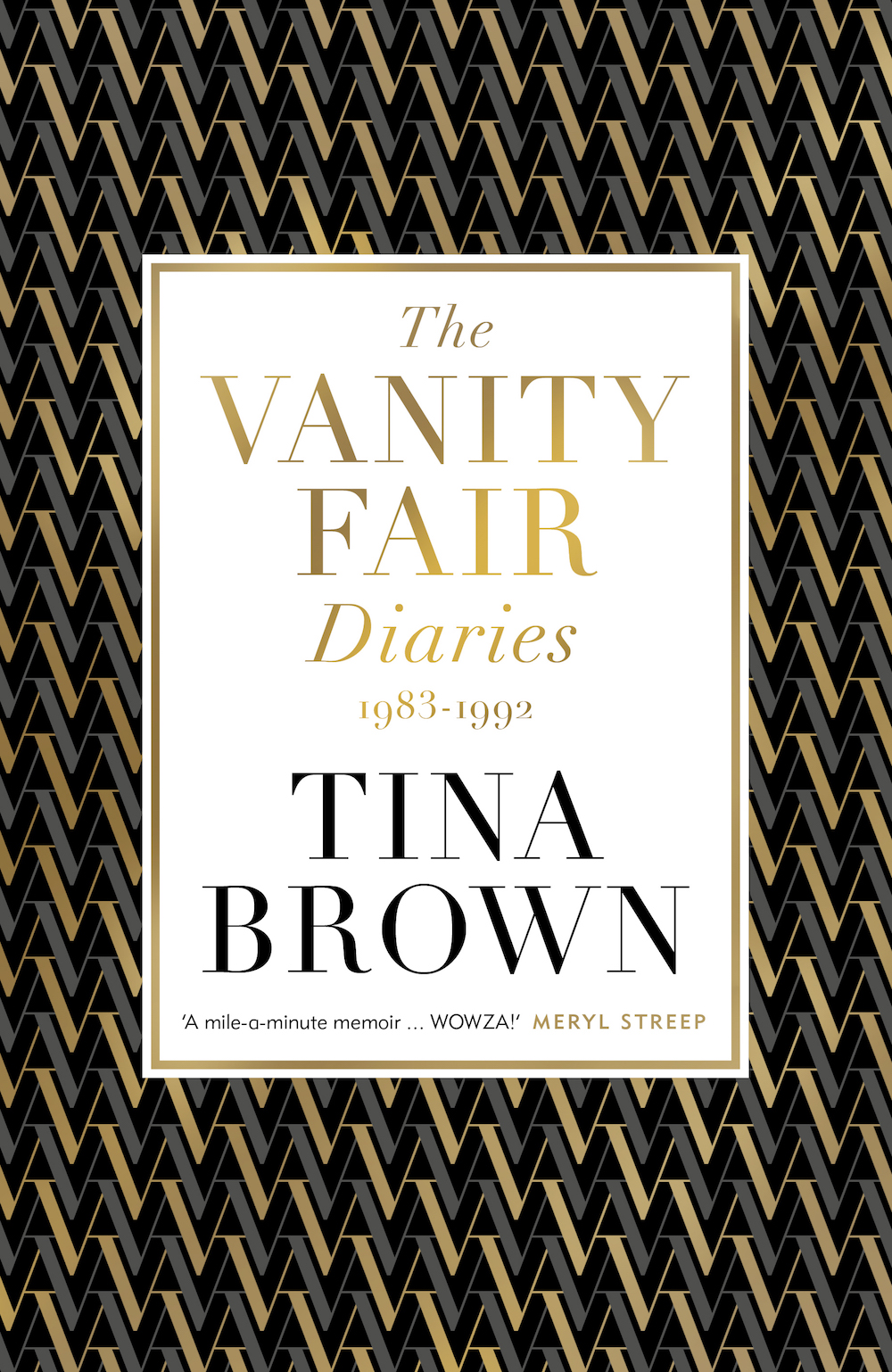 cover Tina Brown Diaries