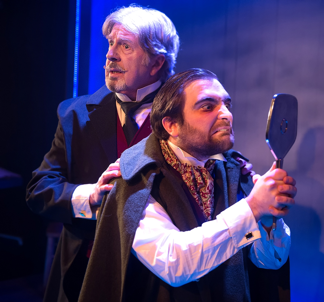 Simon Masterton-Smith and Jonathan Kellett in Charles Court Opera's Ruddigore