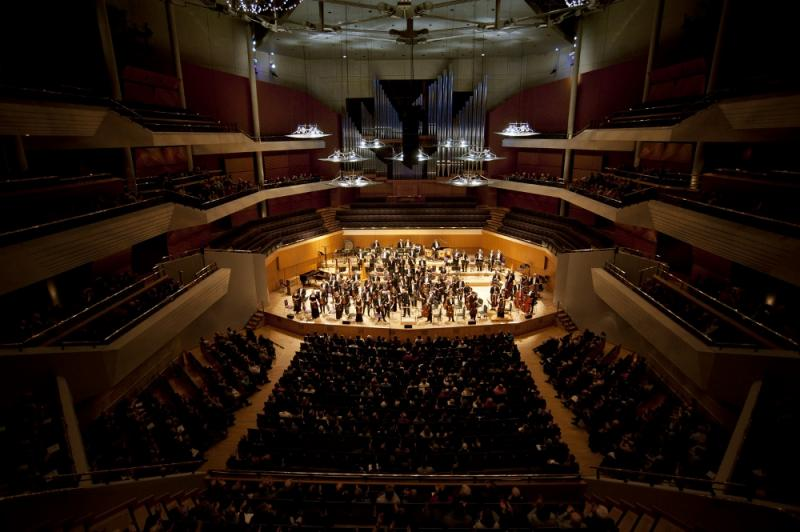 BBC Philharmonic in Bridgewater Hall
