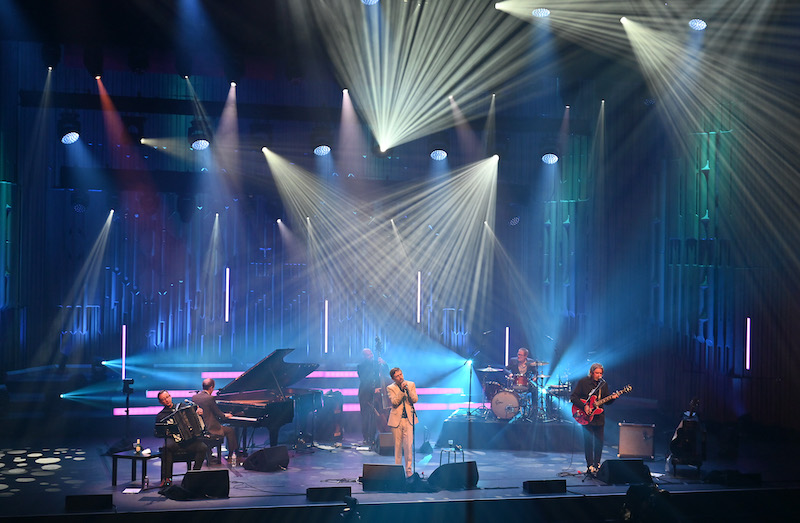 The Divine Comedy at the Barbican