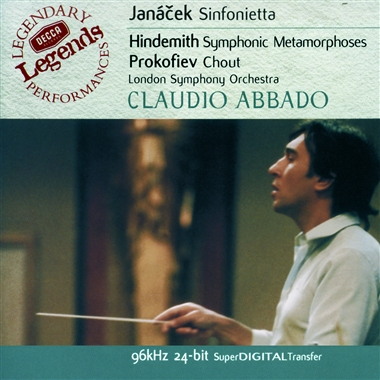 Early Abbado Decca recording