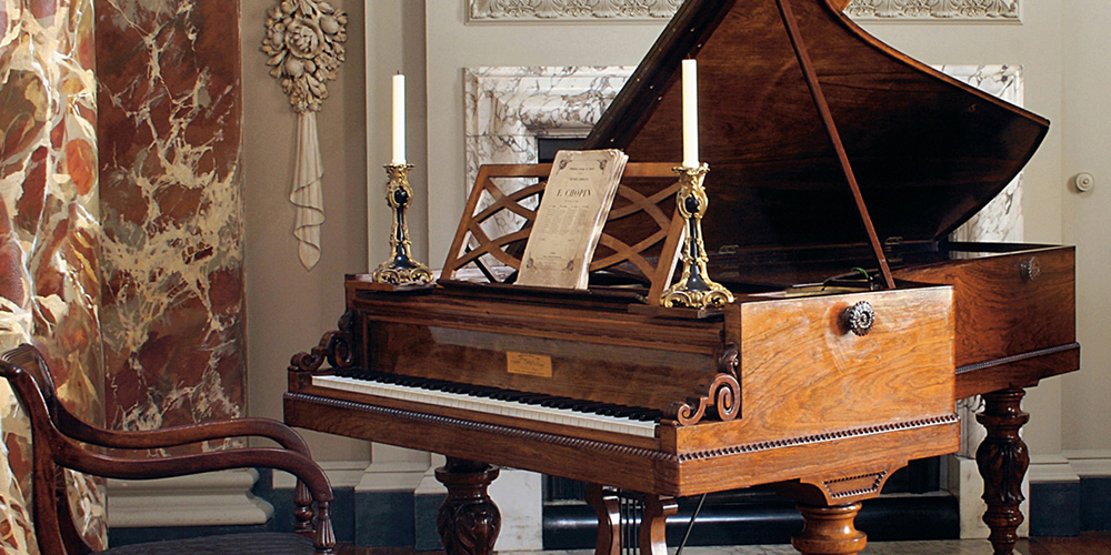 Chopin Pleyel piano