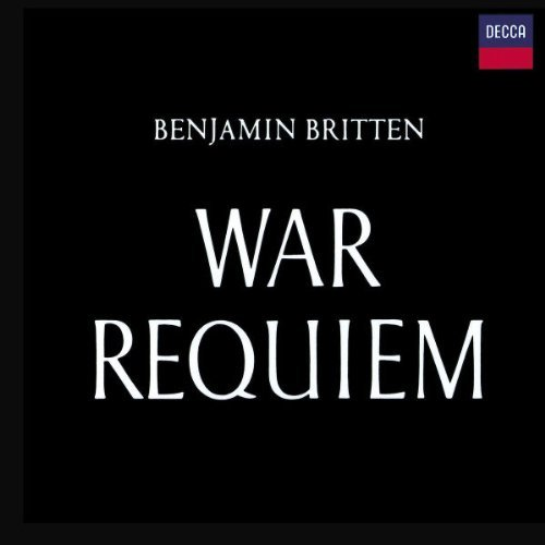 Decca recording of Britten's War Requiem