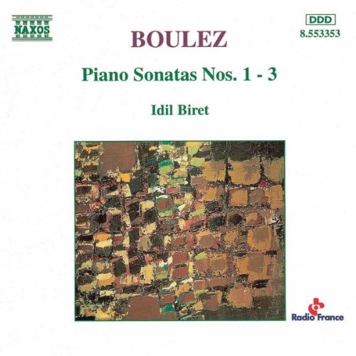 Biret plays Boulez