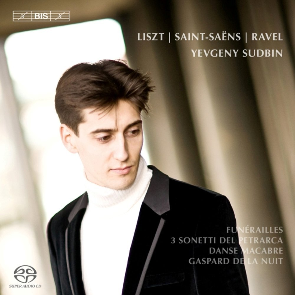 Yevgeny Sudbin's latest disc on BIS