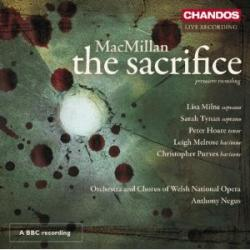MacMillan's The Sacrifice on Chandos