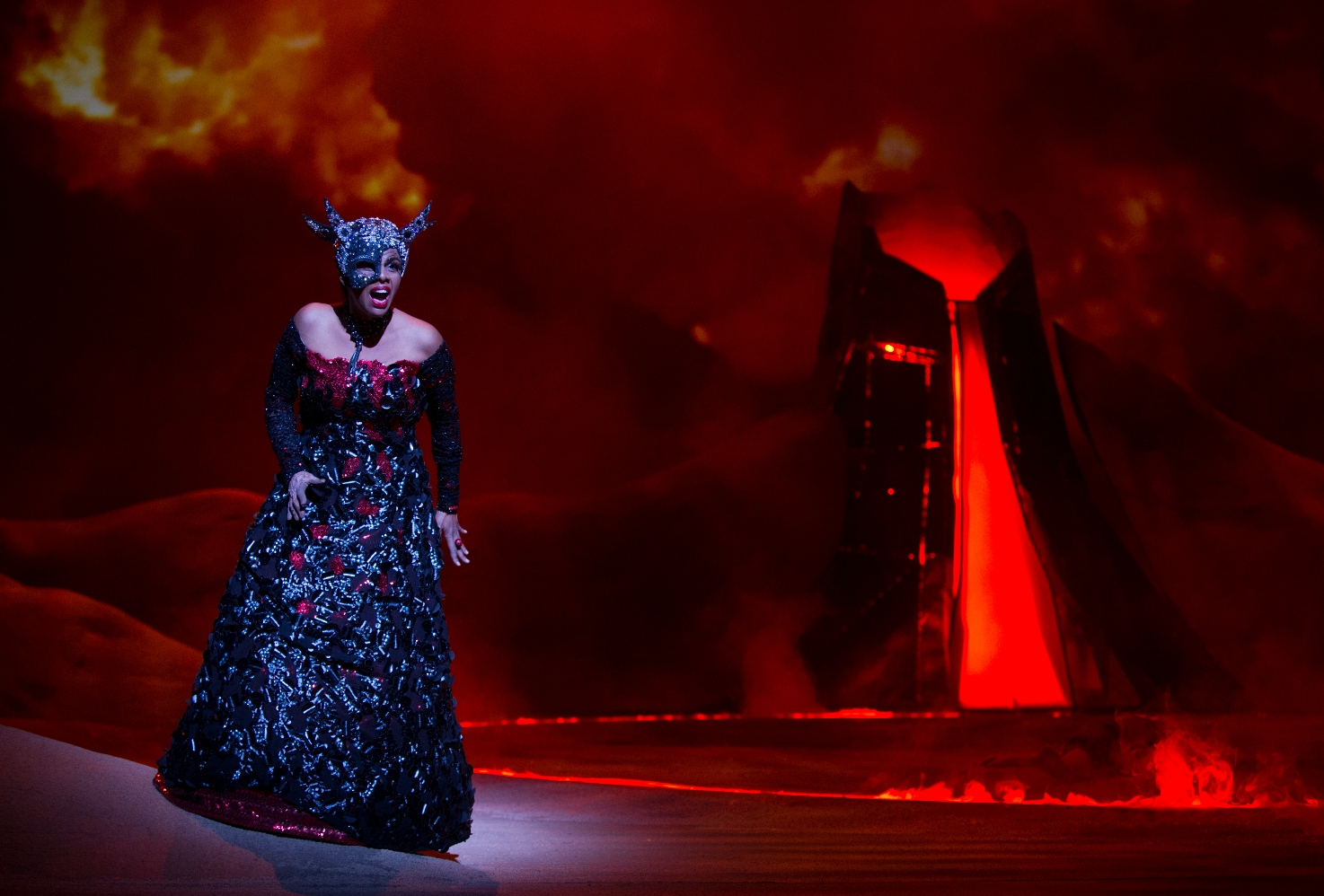 Nicole Heaston as Alcina