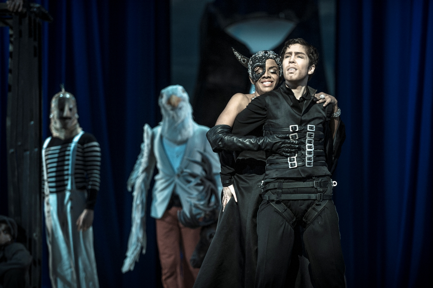 Tuva Semmingsen and Nicole Heaston in Alcina