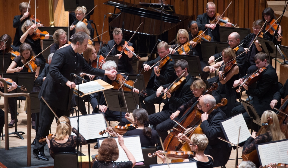 Oramo and the BBCSO