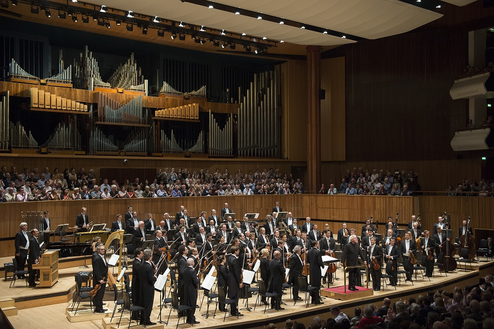 Rattle and the Berlin Phil