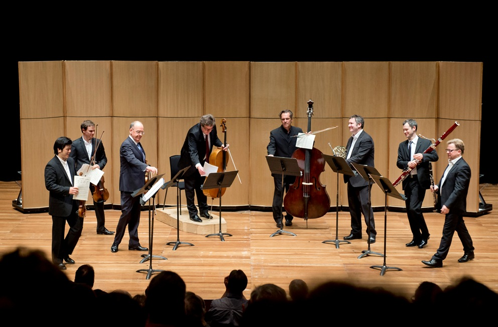 Philharmonic Octet Berlin at the QEH
