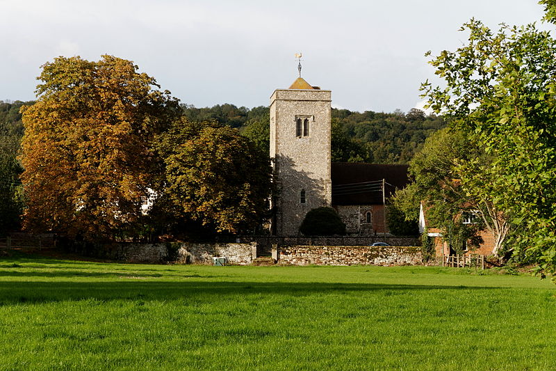Trottiscliffe Church