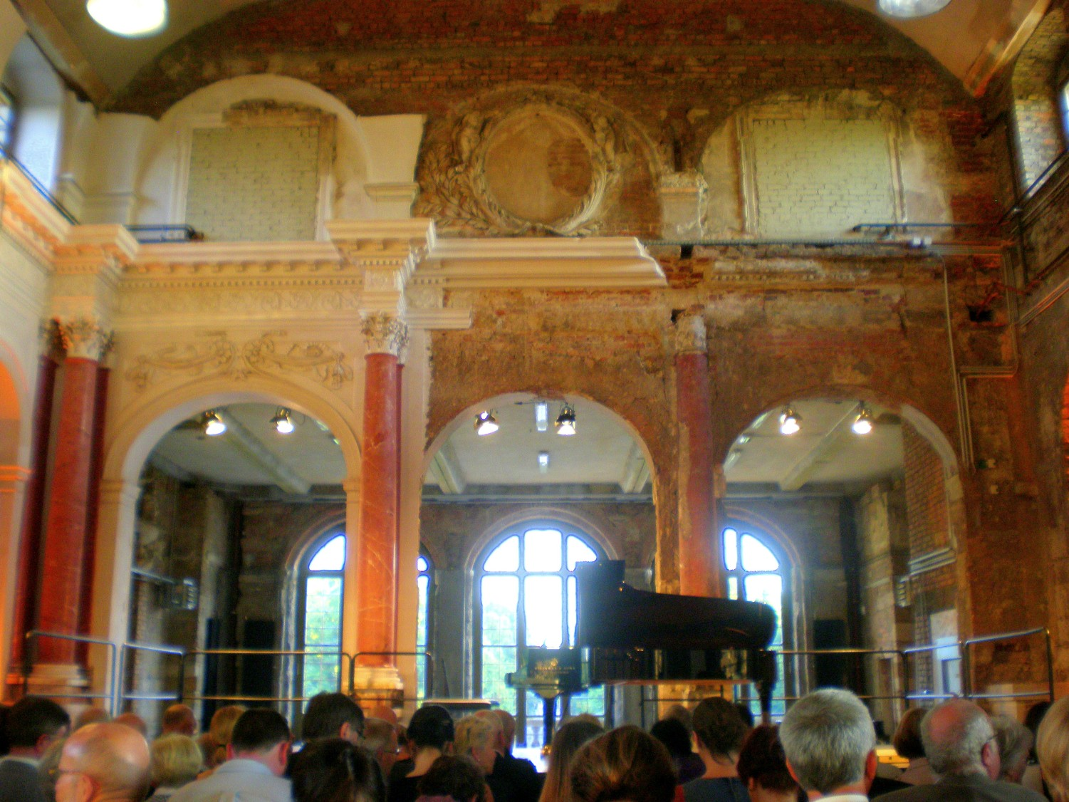 Interior of Palais in Garten, Dresden