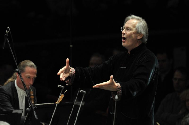 Gardiner Bach : Prom mahler s resurrection symphony jansons bach