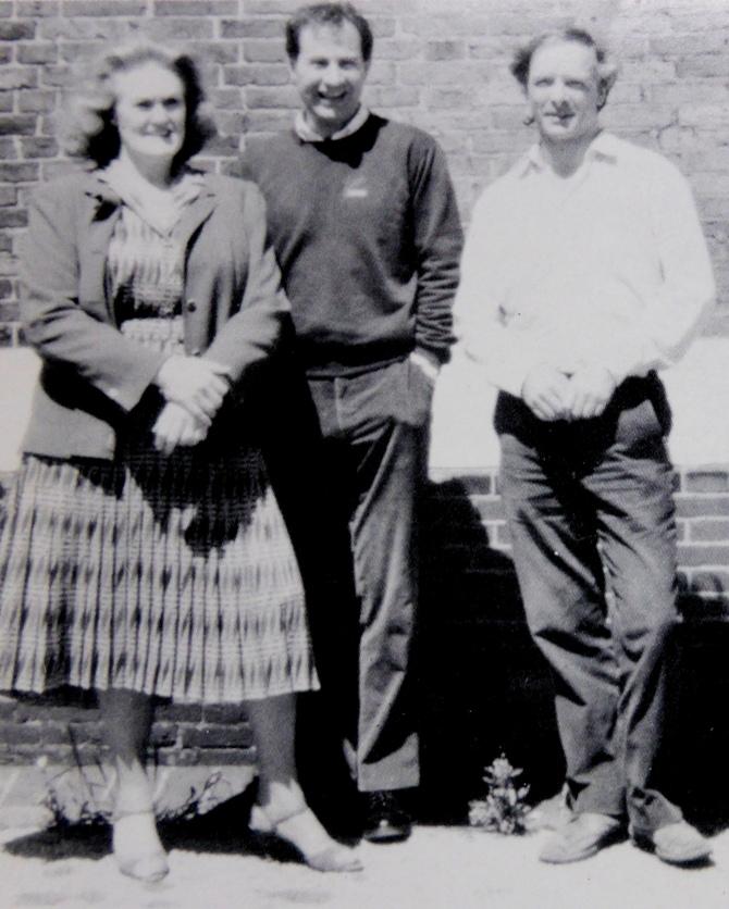 Sutherland, Bowman, Hogwood, 1985