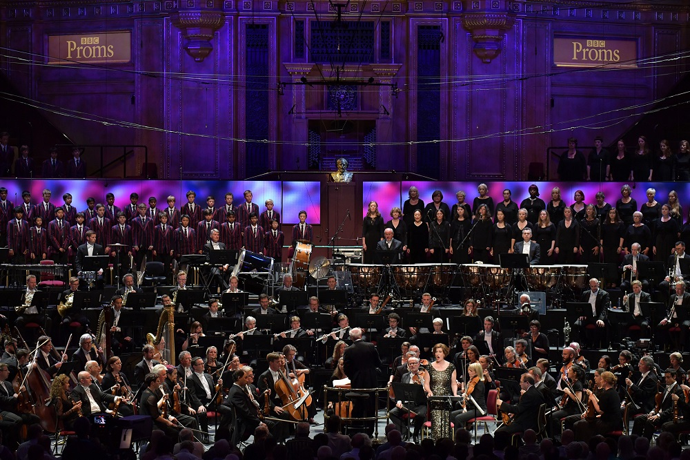 Mahler 3 at the Proms 2016