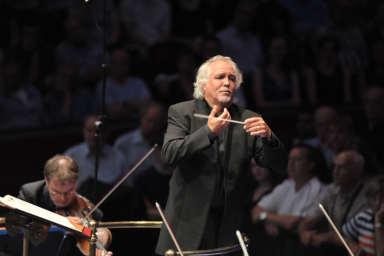 Donald Runnicles at the Proms by Chris Christodoulou