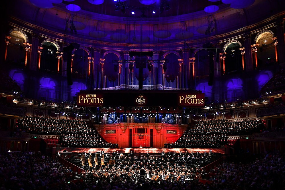Schoenberg's Gurrelieder at the Proms