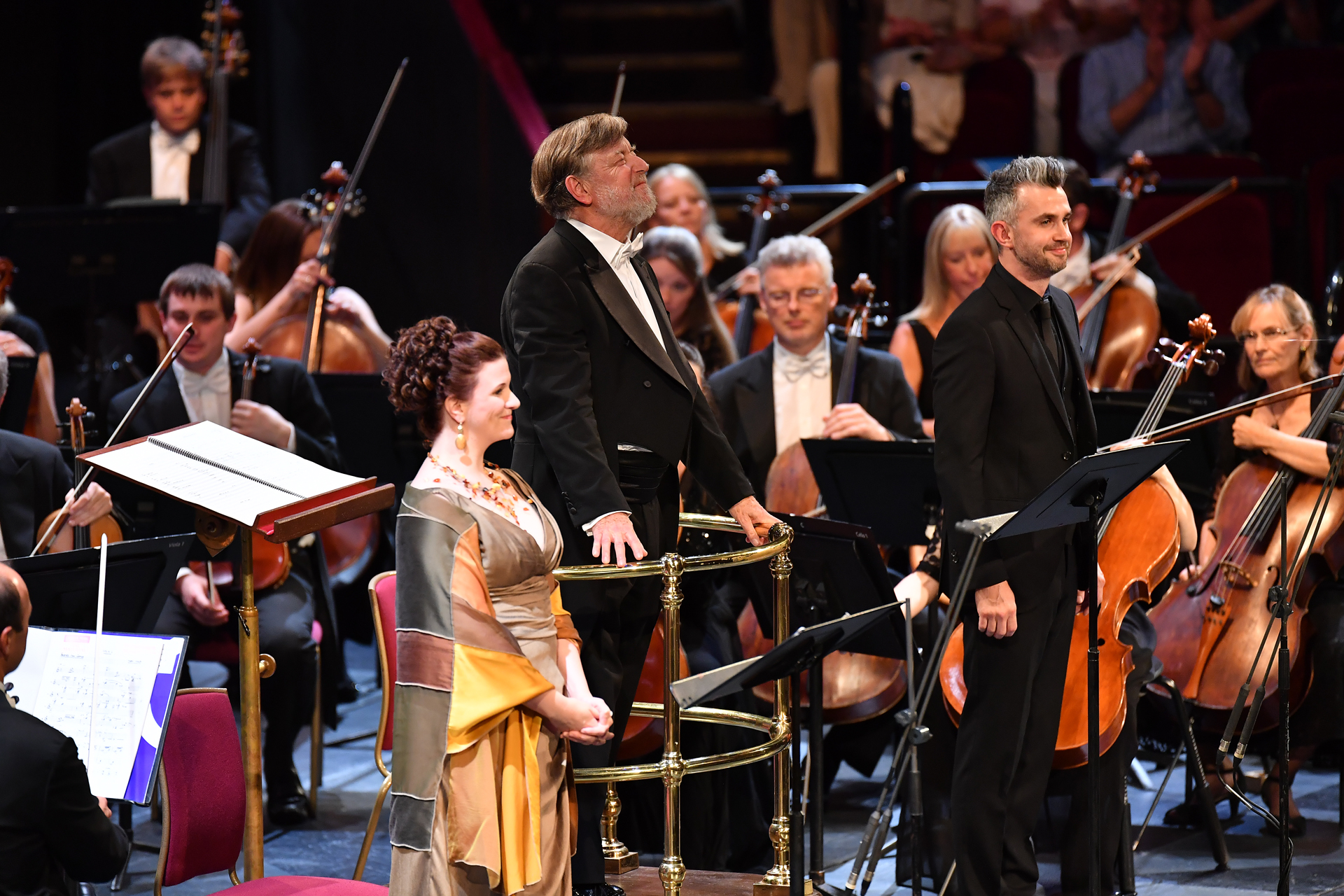 Wood's Scenes from Comus at the Proms