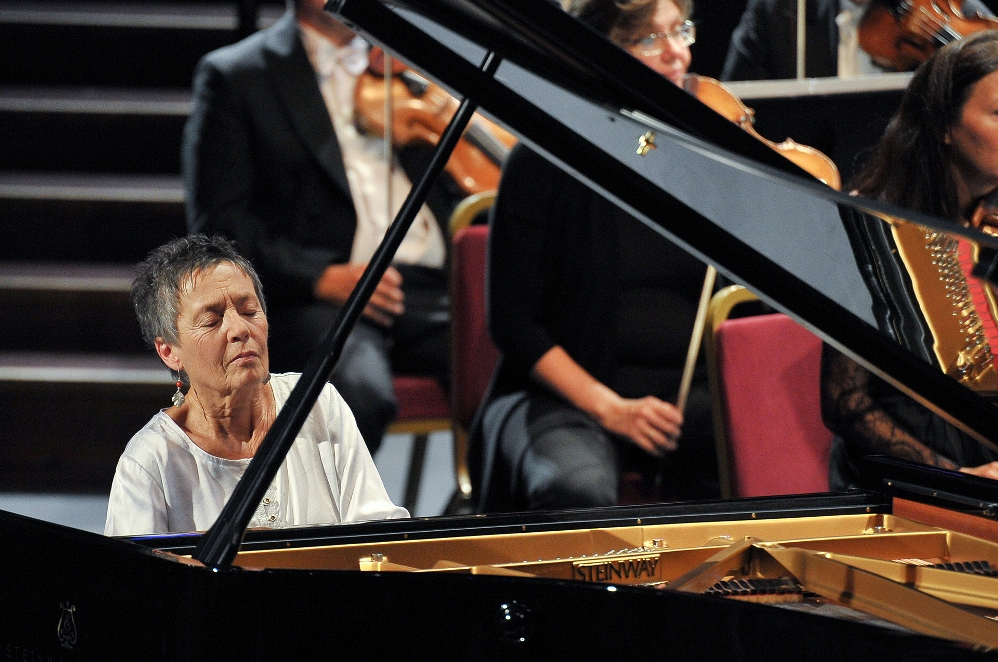 Pires and the COE in Mozart at the Proms