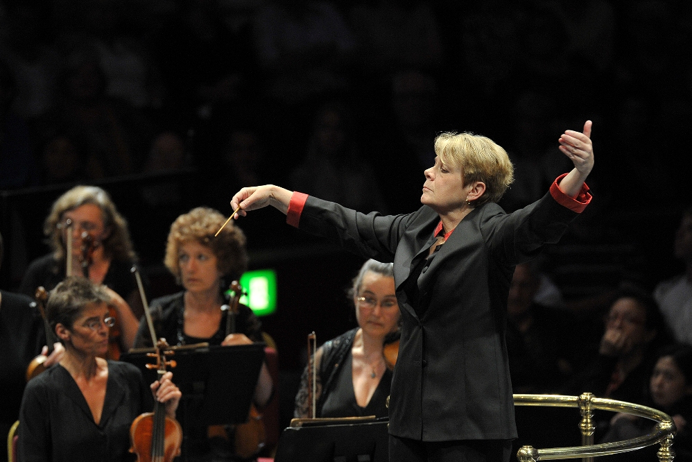 Marin Alsop and OAE at the Proms